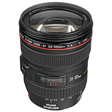 Canon 24-105mm f/4L IS EF USM